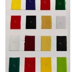 Plain 44 Inch 60gm Georgette Fabric, For Garments