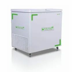 RCF200H Deep Freezer, Number of Doors: 1, Refrigerant Used: Commercial