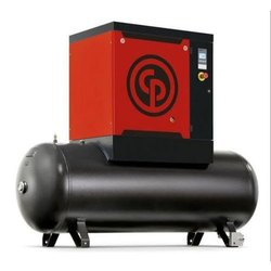 CPM 4 Chicago Pneumatic Air Compressor