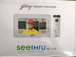 Godrej Seethru RE 7 Lite Video Door Phone