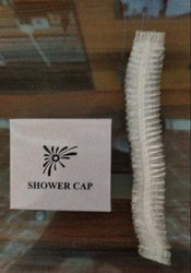 Disposable Shower Cap With Box