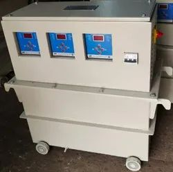 Controlled Servo Voltage Stabilizer