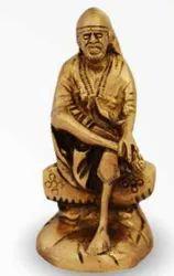 170 Gm Brass Statue Sai Baba