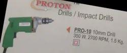 PROTON TM AEG Electric Drill, 2700 Rpm, 350w