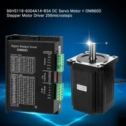 Stepper Motor And Driver