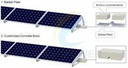 Concrete Solar Panel Foundation