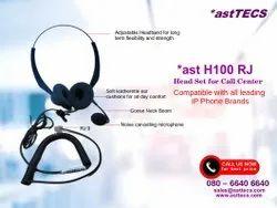 Asttecs RJ9 Headset