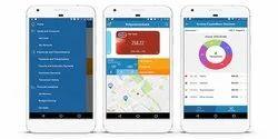 Adobe Xd, Photoshop Service Mobile Banking Application Development, Development Platforms: IOS