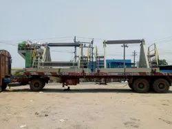 Conveyor Belt Winder For Heavy Duty Belts