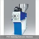 PVC Sleeving Extrusion Machine