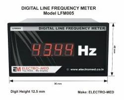 1/2 Inch Line Frequency Monitor