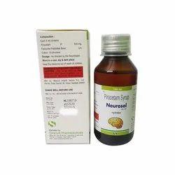Piracetam Syp. Neurosol Syrup, Packaging Size: 100 Ml