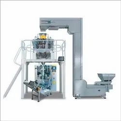Multihead Collar Type Pouch Packing Machine
