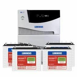 Luminous Cruze 4KVA UPS Combo, 150 Ah