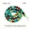 Semi Precious Stone Beads (AGATE)