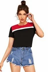 Black Richa Fashion World T Shirt