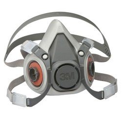 3M 6200 Half Face Mask Respirator
