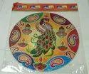 15 Inch Zagmag Rangoli Sticker