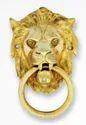 Brass Lion Door Knocks