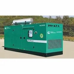 75 Diesel Generator On Rental Service 160 Kw, in Pan India, For Commercial