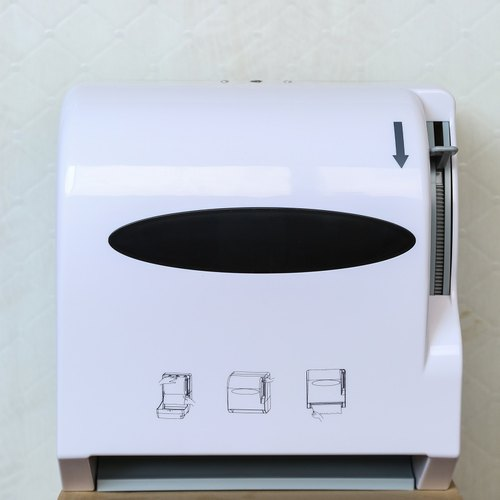 ABS HRT Roll Dispenser Manual Cut
