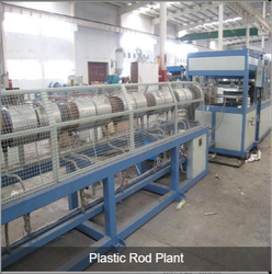 Plastic Rod Plant