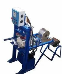 Double Die Hydrualic Paper Plate Machine