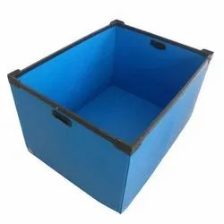 PP Corrugated Stackable Bin