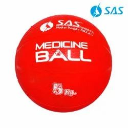 Rubber Medicine Ball 5 Kgs