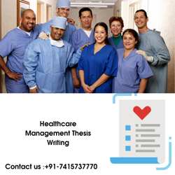 France Thesis Writing service for healthcare