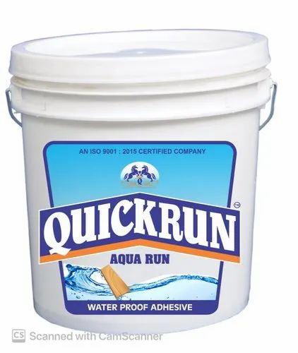 Quickrun Aqua Marine Water Proof Wood Adhesive