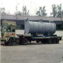 Offline By Road Chemicals Transportation Service