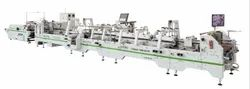 Brausse Carton Folding Gluing Machine