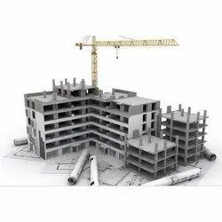 Commercial Building Industrial Area Civil Construction
