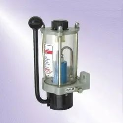 KH-600-6A Hand Operated Oil Pump With Transparent Reservoir