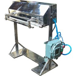 Pneumatic Sealer with Nitrogen Flame Proof Machine
