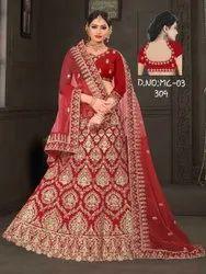 Designer Bridal Chaniya Choli