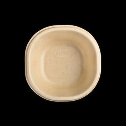 Bagasse Light Brown 120ml Disposable Bowl