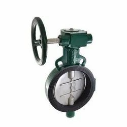 1078C Disc Gear Operated Wafer Butterfly Valve