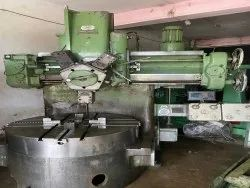 Webster & Bennett Vertical Turning Lathe