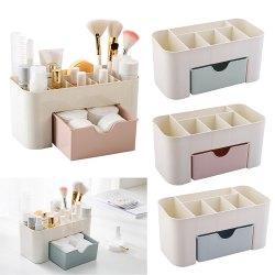 Plastic Cosmetic Makeup Storage Organiser