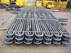 Carbon Steel Water Economizer Super Heater Tubes & Coils, For Boiler