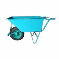 Heavy MS Construction Hand Trolley, Load Capacity: 300 Kg
