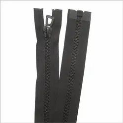 For Bag Black Fiber Zipper