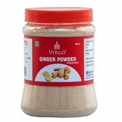 300 Gms Virgo Ginger Powder, Packaging Type: Plastic Containers
