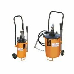 KMBP-20 Hand Operated Mobile Grease Filling Pump