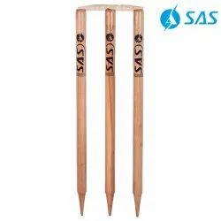 Cricket Wooden Stumps Set
