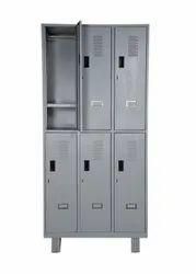 6 Door Staff Locker
