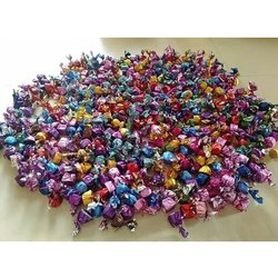 Valentina Dark Potli Packaging Homemade Chocolates, For Gift Purpose