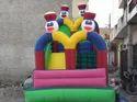 Sliding Bouncy Inflatable Balloon